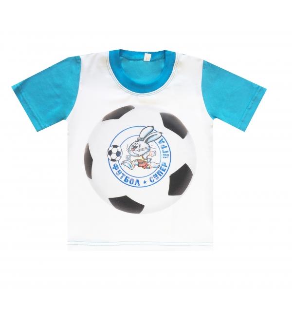 Серия 3D Футболка  (Мячик)