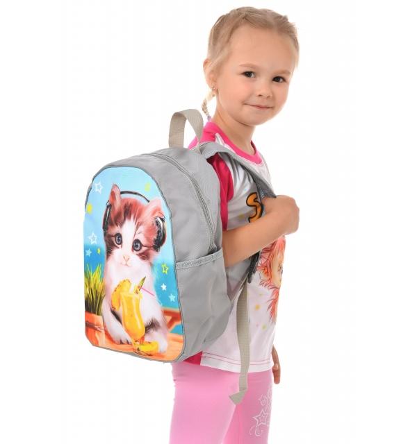 Рюкзак детский на девочку